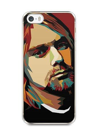 Capa Iphone 5/S Kurt Cobain