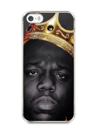 Capa Iphone 5/S The Notorious B.I.G.