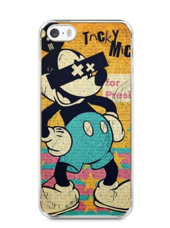 Capa Iphone 5/S Mickey Mouse #1