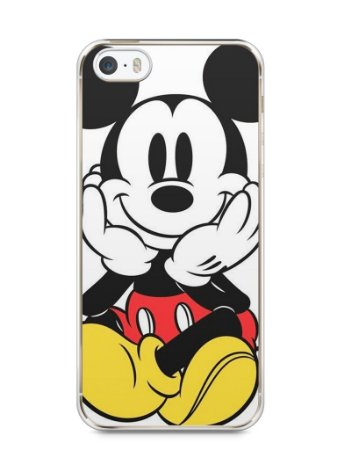 Capa Iphone 5/S Mickey Mouse #2