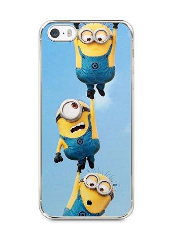 Capa Iphone 5/S Minions #2