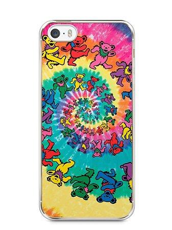 Capa Iphone 5/S Ursinhos Carinhosos LSD