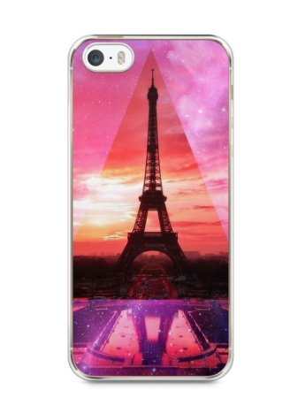 Capa Iphone 5/S Torre Eiffel #2