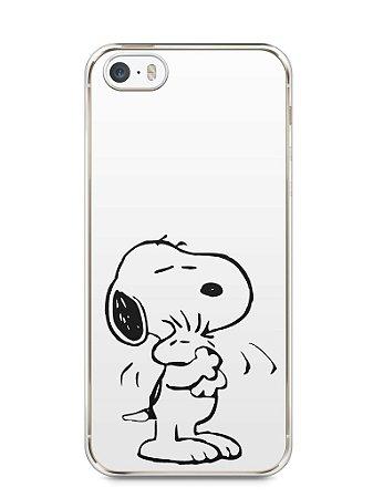 Capa Iphone 5/S Snoopy #2
