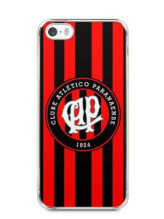 Capa Iphone 5/S Time Atlético Paranaense