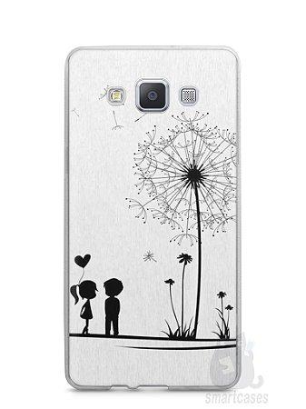 Capa Samsung A5 Casal Apaixonado