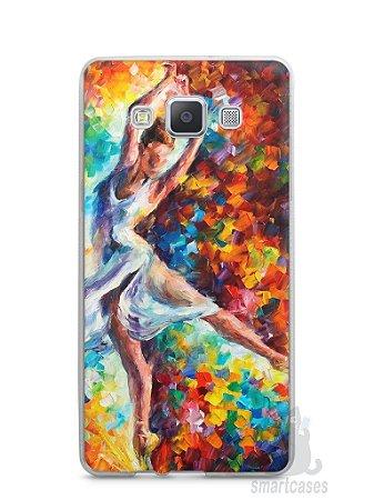 Capa Samsung A5 Bailarina Pintura