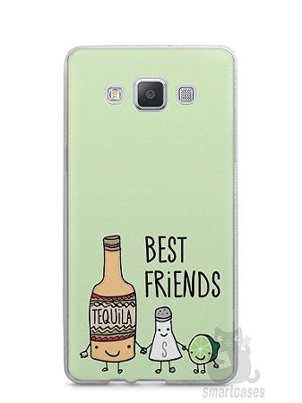 Capa Samsung A5 Tequila, Sal e Limão