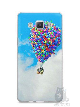 Capa Samsung A5 Balões