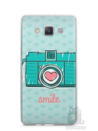 Capa Samsung A5 Câmera Fotográfica