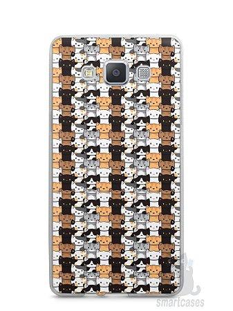 Capa Samsung A5 Gatos