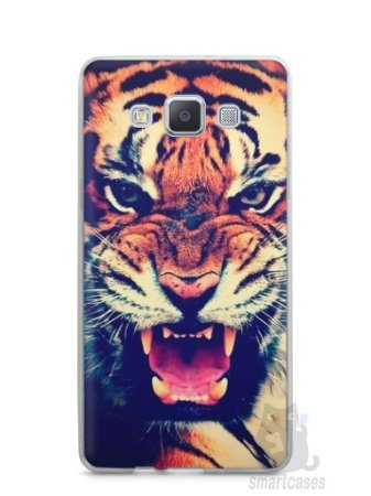 Capa Samsung A5 Tigre Feroz