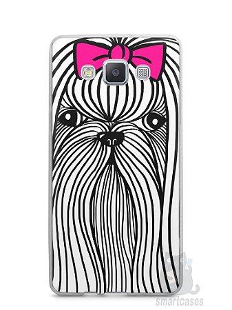 Capa Samsung A5 Cachorro Chitzu