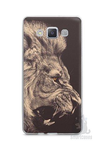 Capa Samsung A5 Leão Feroz