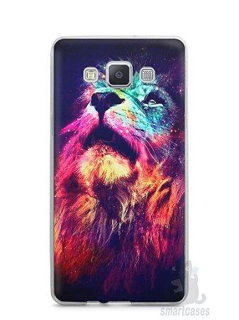 Capa Samsung A5 Leão Colorido #3