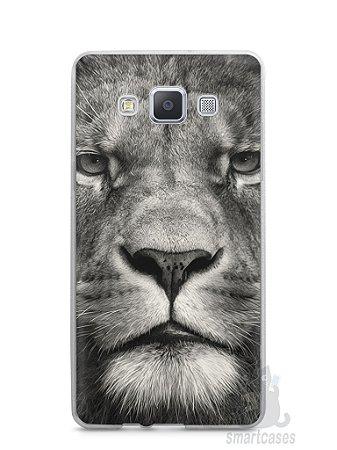 Capa Samsung A5 Leão Face