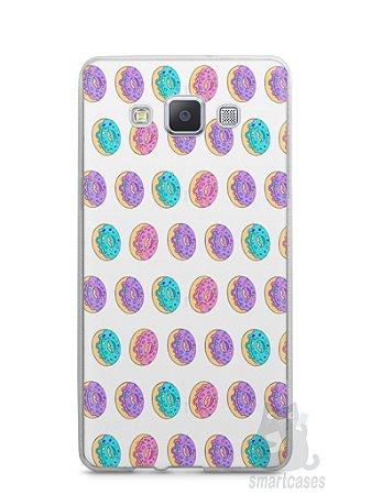 Capa Samsung A5 Donuts