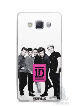 Capa Samsung A5 One Direction #2