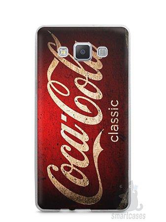 Capa Samsung A5 Coca-Cola Classic