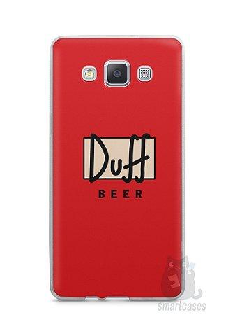 Capa Samsung A5 Cerveja Duff