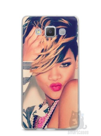 Capa Samsung A5 Rihanna #1