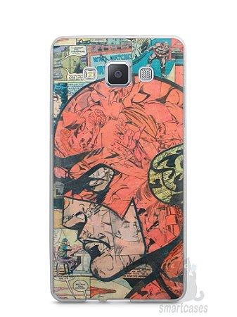 Capa Samsung A5 The Flash Comic Books