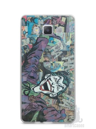 Capa Samsung A5 Coringa Comic Books