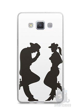 Capa Samsung A5 Cowboy e Cowgirl