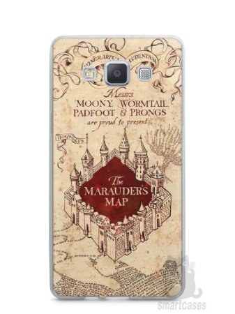 Capa Samsung A5 Harry Potter #1