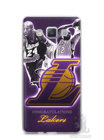 Capa Samsung A5 Lakers