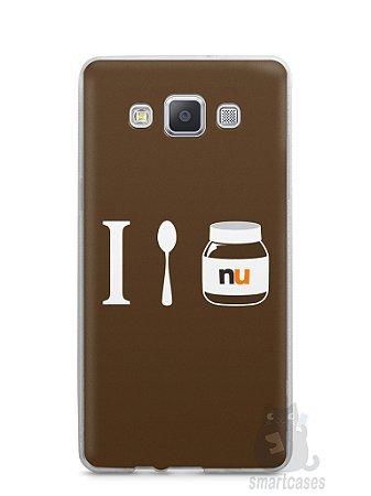 Capa Samsung A5 Nutella #4