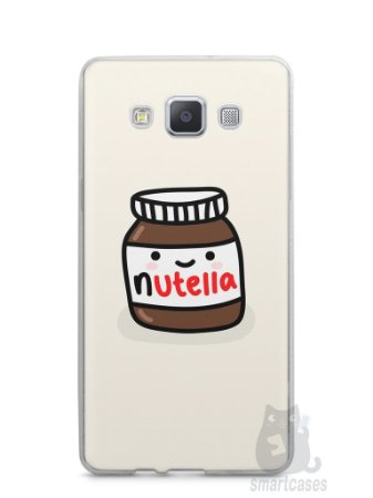 Capa Samsung A5 Nutella #2