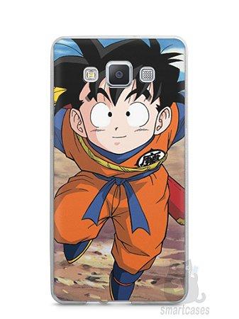 Capa Samsung A5 Dragon Ball Z Gohan Pequeno