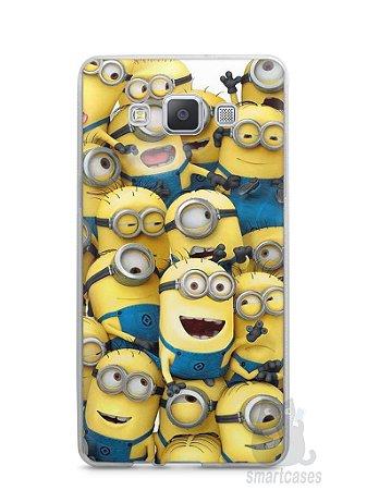 Capa Samsung A5 Minions #1