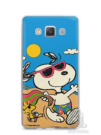 Capa Samsung A5 Snoopy #1