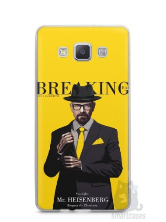 Capa Samsung A5 Breaking Bad #2