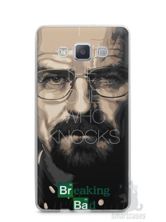 Capa Samsung A5 Breaking Bad #7