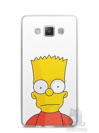 Capa Samsung A5 Bart Simpson