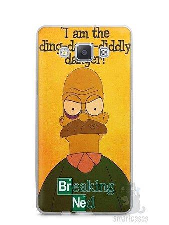 Capa Samsung A5 Homer Simpson Breaking Bad
