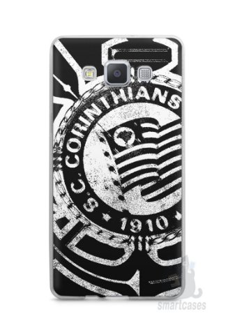 Capa Samsung A5 Time Corinthians #3