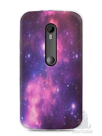 Capa Moto G3 Galáxia