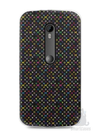 Capa Moto G3 Louis Vuitton #3
