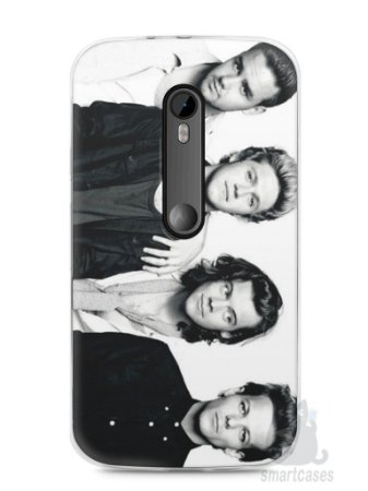 Capa Moto G3 One Direction #1
