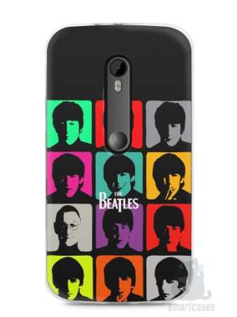 Capa Moto G3 The Beatles #3