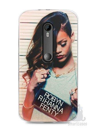 Capa Moto G3 Rihanna #2