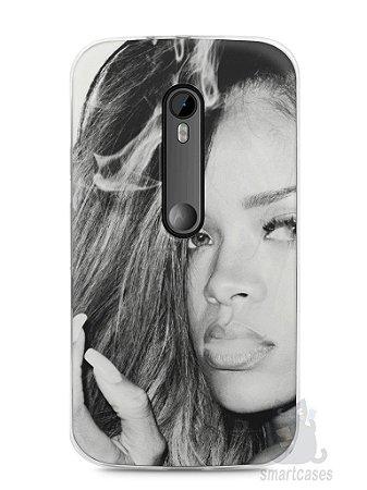 Capa Moto G3 Rihanna #3