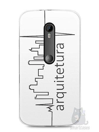 Capa Moto G3 Arquitetura #1