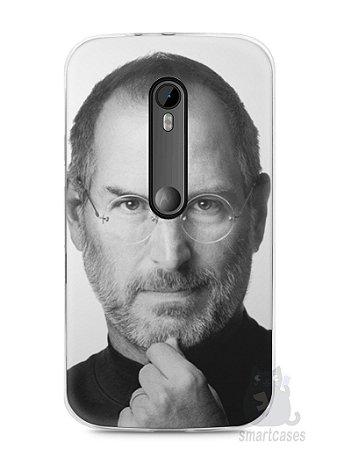 Capa Moto G3 Steve Jobs