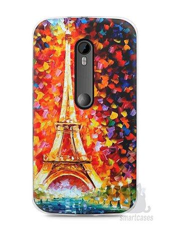 Capa Moto G3 Torre Eiffel #3