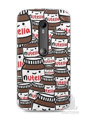 Capa Moto G3 Nutella #1